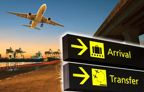 ترانسفر فرودگاهی