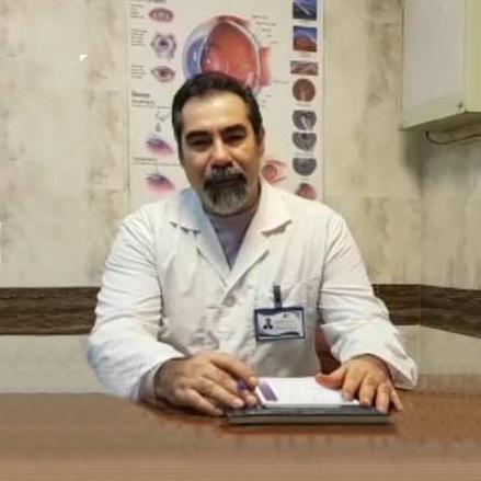 دکتر محمدعلی کفاشیان