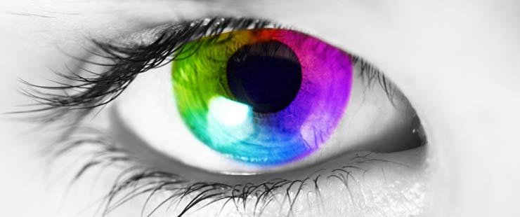 کور رنگی علل و درمان